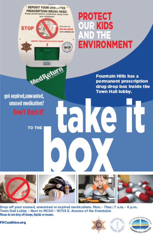 Fountain Hills Coalition Prescription Drug Disposal